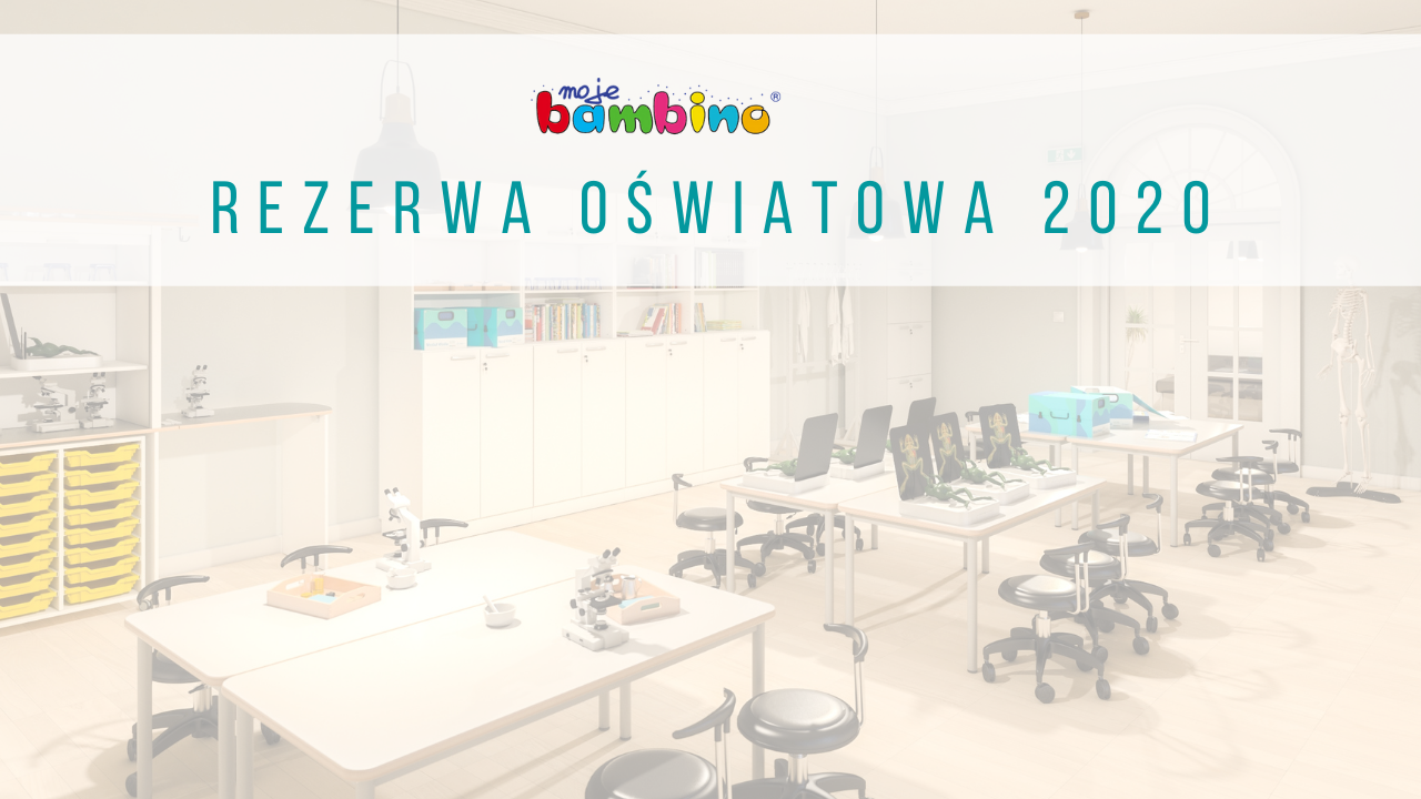 Nagranie konferencji online. Rezerwa Oświatowa 2020